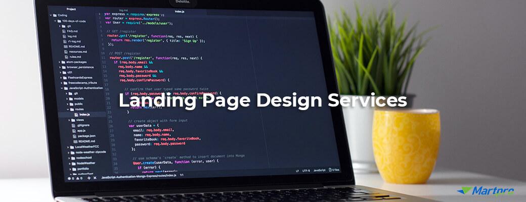 best-landing-page-design